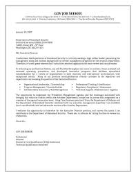government job cover letter resume examples for government jobs