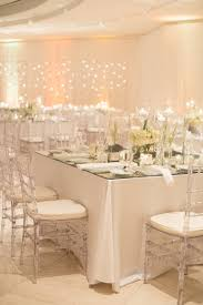 New Year S Eve Dinner Decoration by Modern White New Year U0027s Eve Wedding In Costa Mesa California
