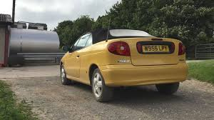 renault alliance convertible rescued three goats bought a renault megane cabriolet petrolblog