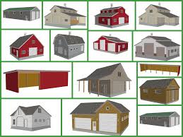plans for barns