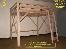 Build A Bunk Bed Bunk Beds How To Build Bunk Bed Ladder Beautiful Loft Bed