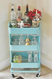 Ikea Kitchen Cart Makeover - best 25 ikea bar cart ideas on pinterest drinks trolley bar