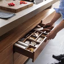 Divisori Cassetti Cucina by K7 Isola Di Cottura Regolabile In Altezza Team 7