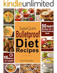 bulletproof diet cookbook 25 quick and easy bulletproof diet