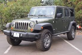 2008 jeep wrangler rubicon 2008 jeep wrangler rubicon suv in englewood co 1j8ga691x8l642755