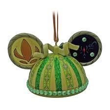 your wdw store disney ear hat ornament princess frozen