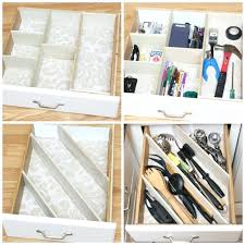 kitchen drawer organization ideas diy drawer organizer inexpensive drawer organizers your own