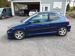 peugeot 206 gti 2 0 3d hatchback 1999 used vehicle nettiauto