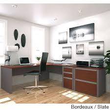 Bestar Connexion L Shaped Desk 14 Best Commercial Office Furniture Images On Pinterest Office