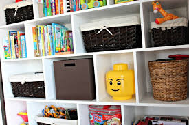 Storage Bins For Shelves by Storage Ideas Kids