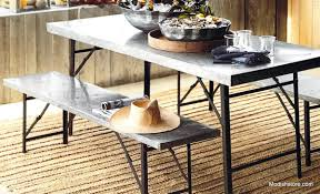 Folded Dining Table Roost Ouray Folding Dining Table And Or Bench U2013 Modish Store