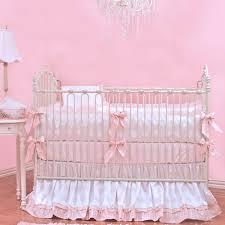 Pink And Blue Crib Bedding Little Bunny Blue Barbie Crib Bedding