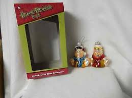 barney ornaments collection on ebay