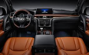 lexus lx interior 2015 2016 lexus lx570 launchedmotoring middle east car news reviews
