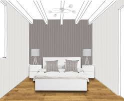 chambre lambris blanc décoration et rénovation d une chambre les murs sont en lambris