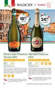 martini prosecco biedronka 11 09 2017 odkrywaj nowe smaki porta leone prosecco