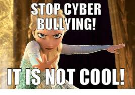Cool And Funny Memes - stop cyber bullying it is not cool meme com meme on me me