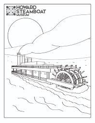 education howard steamboat museum