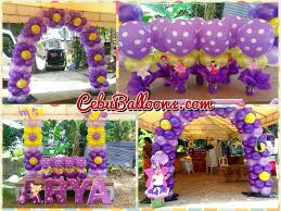 themed decorations fairy themed decorations balloons and styrocrafts cebu