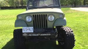 1967 jeep commando 1967 jeepster commando for sale youtube