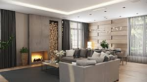 Farmhouse Interior Design Modern Elegance In The Interior Of The Apartments Best Stunning