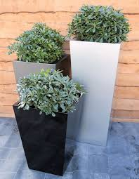 best 25 tall planters ideas on pinterest outdoor potted plants