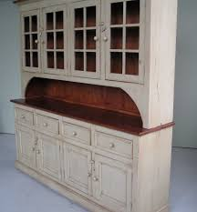 custom china cabinet hutch lake and mountain home