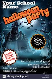 childrens halloween cartoons childrens halloween party poster invite invitation or flyer