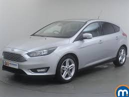 used ford focus titanium for sale motors co uk