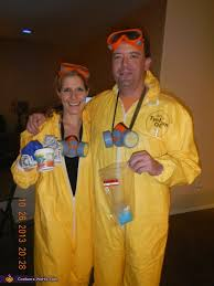 Hazmat Halloween Costume Breaking Bad Jesse Pinkman Walter White Costume Hazmat Suit