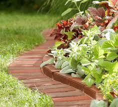 Garden Pics Ideas Using Bricks In The Garden Smart Ideas For Garden Design