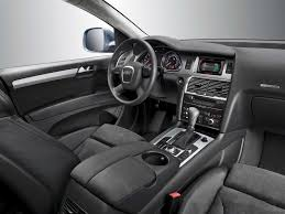 audi suv q7 interior automotive database audi q7