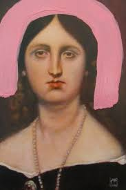 rose madder with cadmium red after jean auguste dominique ingres