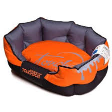 Tough Dog Bed Performance Max Sporty Comfort Cushioned Dog Bed