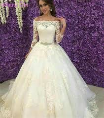 tulle lace applique beaded boat neck white camo rainbow wedding
