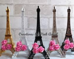Paris Centerpieces Eiffel Tower Centerpiece Etsy