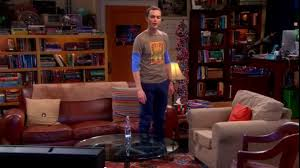 decorate your home in tbbt style sheldon and leonard u0027s apartment