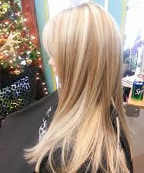 platimum hair with blond lolights cutest platinum blonde with brown lowlights hairstyles 2016 for
