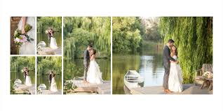 professional wedding albums for photographers lovely farm estate wedding album design by petersen
