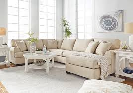 Laf Sofa Sectional Brioni Nuvella Sand 3pc Laf Sofa Sectional Overstock
