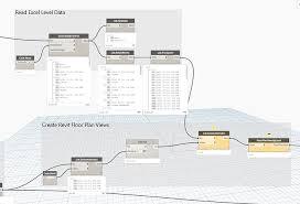 create floor plan creating floor plans and sheets revit dynamo