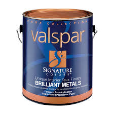 shop valspar signature colors 1 gallon interior semi gloss