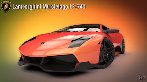 Lamborghini Murcielago Orange - artstation lamborghini murcielago lp 740 kwik gambino