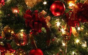 pretty christmas lights wallpaper 6806193