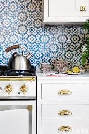 interior vintage tile patterns blue moroccan tiles merola