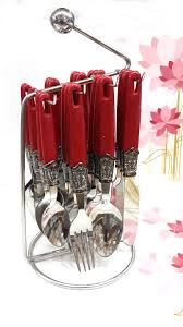 cutlery sets cheap coporate gift promotional good quality