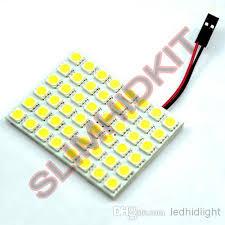 pcb 48smd 12v led panel light pcb 48smd 3528 led auto car top dome