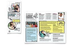 tri fold brochure designs business tri fold brochure templates