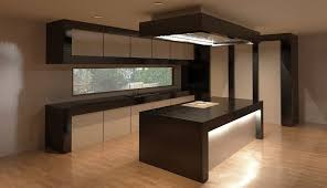 kitchen island designs with hob kitchen idea