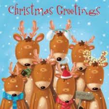 12 christmas cards whim santa u0026 friends bmi distribution
